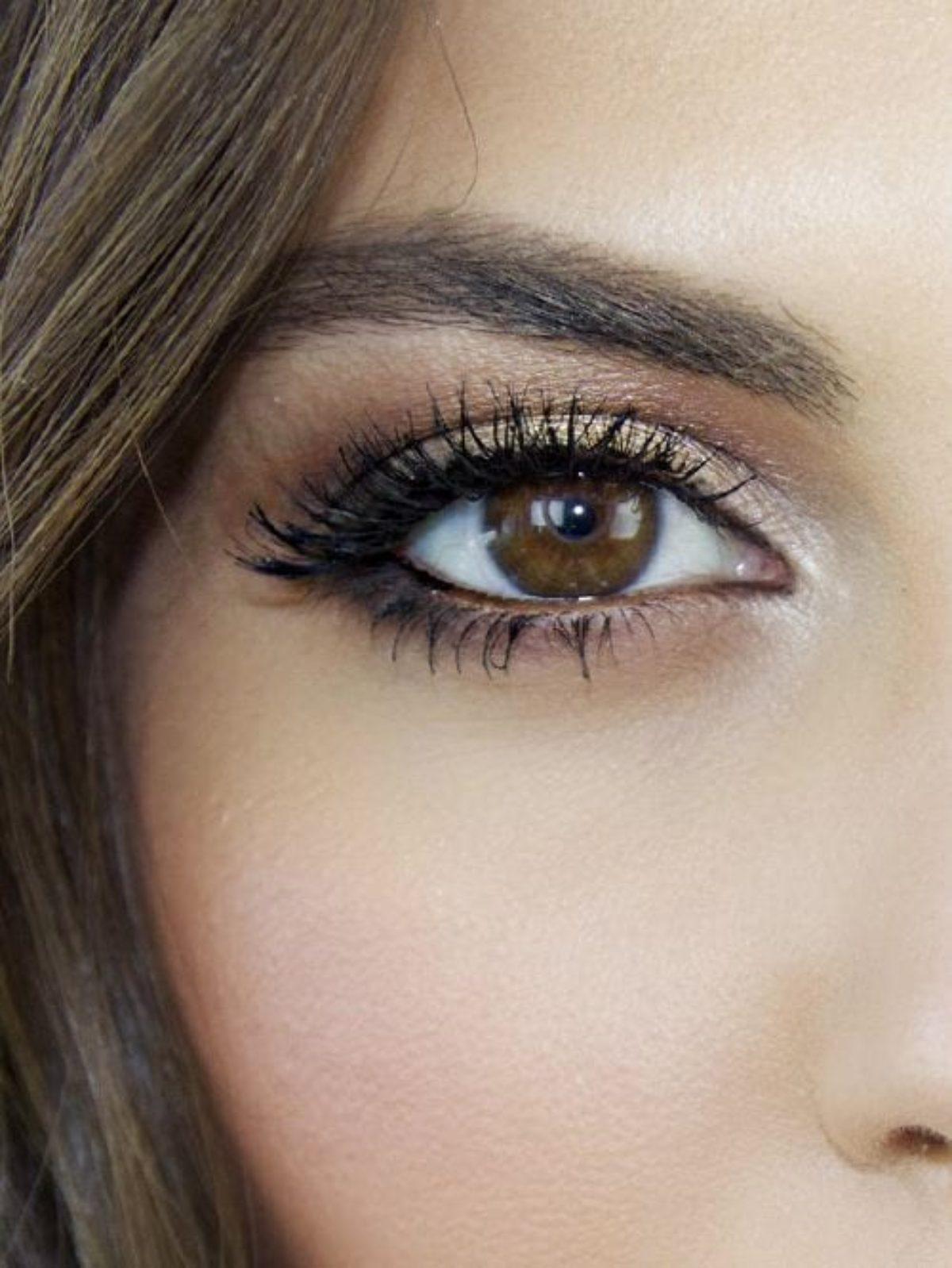 Maquiller Des Yeux Marrons Conseils Et Tutoriels Pour Un Maquillage Reussi