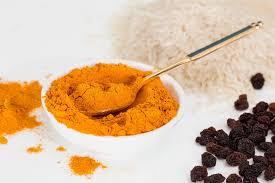 aliments anti fatigue curcuma