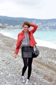 professional sale for whole family reliable quality Comment porter la jupe en cuir avec style - Bien habillée