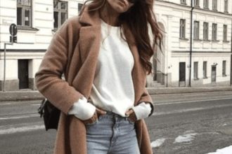 Comment porter le manteau long ?