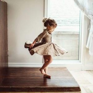la petite fille qui est en nous - style