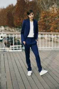Style androgyne