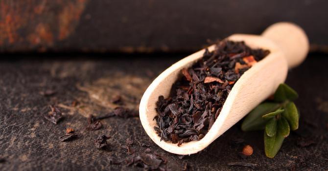 le thé pour un teint hâlé