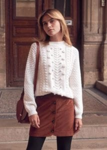 Comment porter la jupe avec style