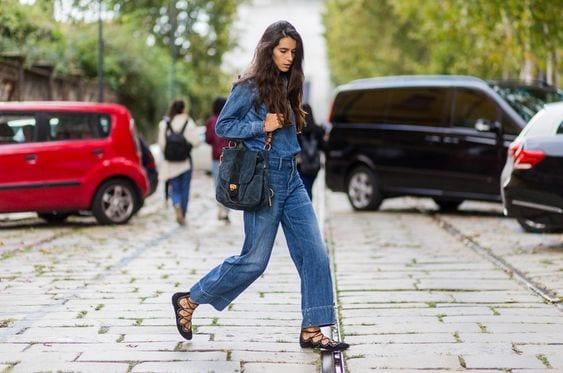 Comment porter un total look jean ?