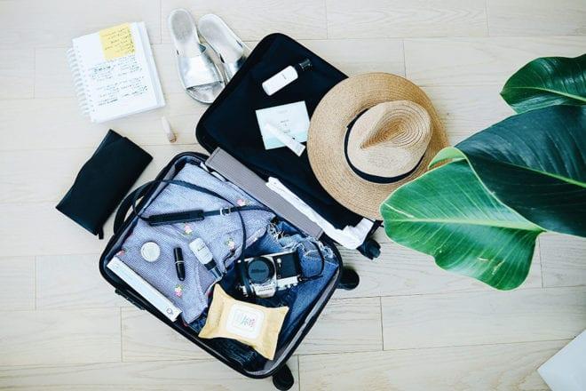Le Kit Beauté indispensable en voyage