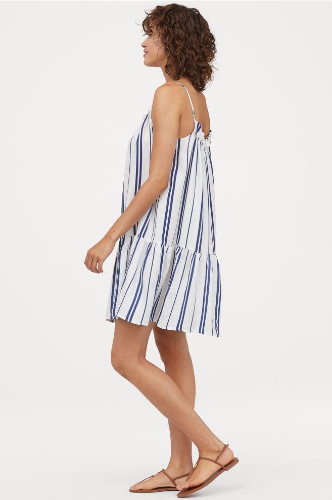 robe d'été à bretelles